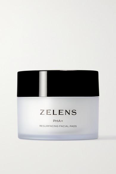 ZELENS Pha+ Bio-Peel Resurfacing Facial Pads - 50 Pads in Colorless