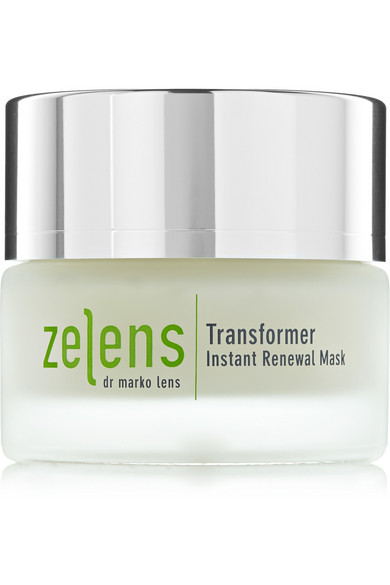 Transformer Instant Renewal Mask, 50Ml - One Size, Colorless