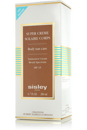 Sisley - Paris SPF15 Body Sun Care, 200ml