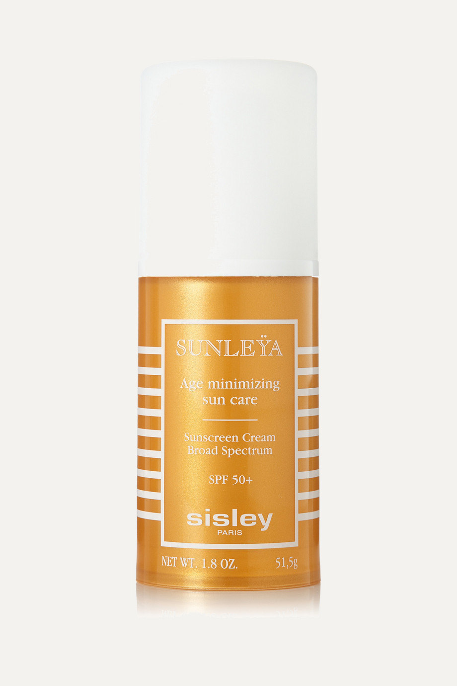 Sisley SPF50 Sunleÿa Age Minimizing Sunscreen Cream Broad Spectrum,  51.5g
