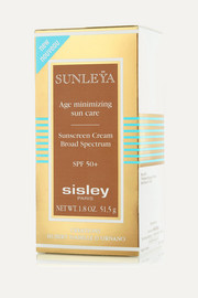 Sisley - Paris SPF50 Sunleÿa Age Minimizing Sunscreen Cream Broad Spectrum,  51.5g