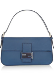 Fendi Baguette convertible leather shoulder bag