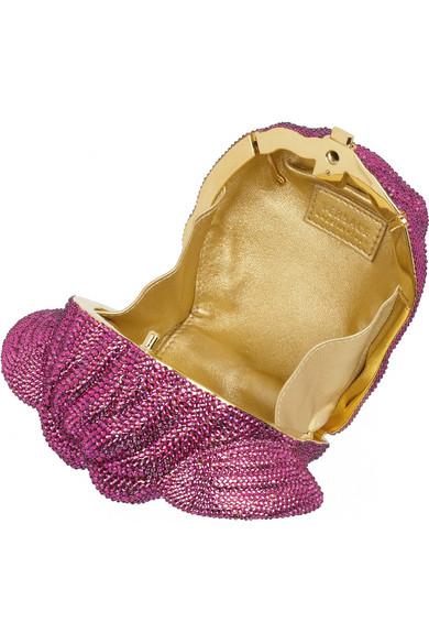 14b106f07777 Versace. Medusa crystal-embellished shoulder bag. £4