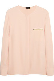 Fendi Crepe blouse