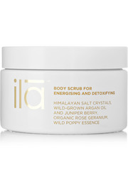 Ila Body Scrub for Energizing and Detoxifying, 250g