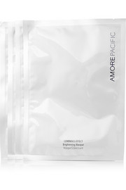 Amore Pacific Luminous Effect Brightening Masque - 6 sheets