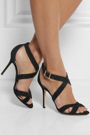 Jimmy ChooLottie suede sandals