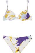 Emilio PucciMiri print bikini