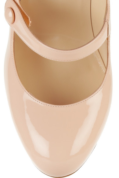 cce69f397ed7 Charleen 100 patent-leather Mary Jane pumps.  725. Zoom In