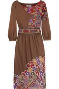 Tibi Farrah silk jersey dress