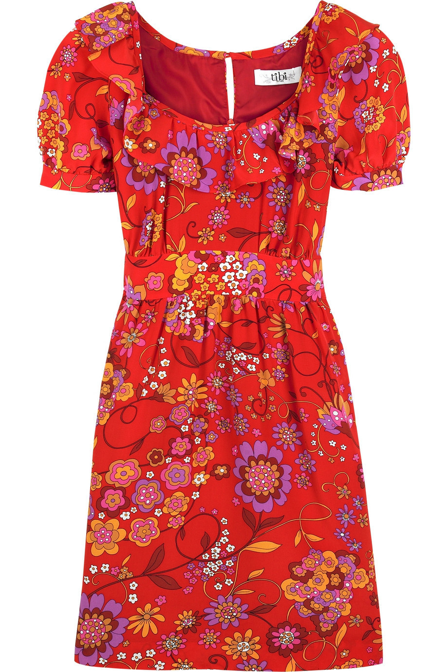 Tibi Secret Garden print dress |NET-A-PORTER.COM from net-a-porter.com