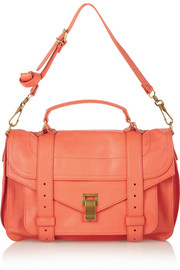 Proenza Schouler The PS1 medium leather satchel