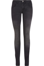 Superskinny low-rise skinny jeans