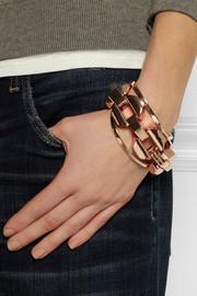 Marc by Marc JacobsRose gold-tone chain bracelet