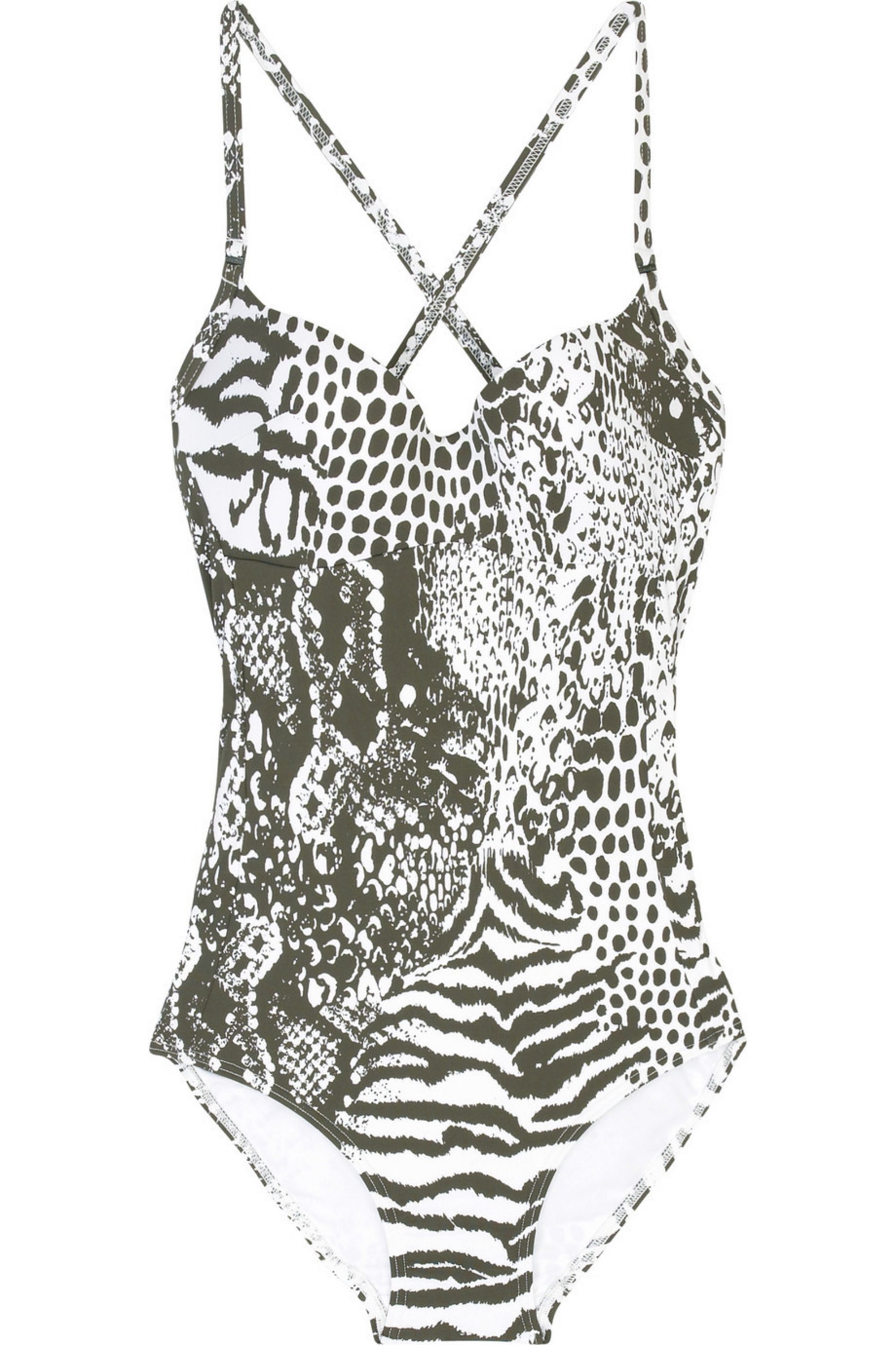 Calvin Klein Collection Push Up swimsuit