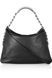 Maison Martin Margiela Chain-handle leather shoulder bag