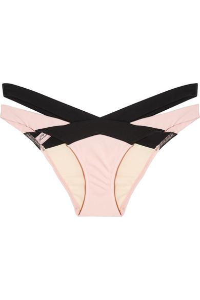 152064e660835 Agent Provocateur | Mazzy cutout bikini briefs | NET-A-PORTER.COM