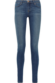 Stacked Skinny mid-rise jeans