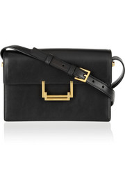 Saint Laurent Lulu leather shoulder bag
