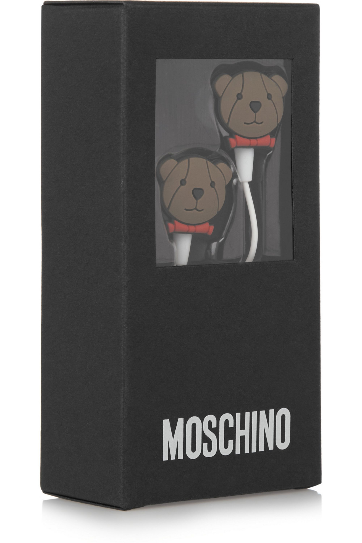 Moschino Gennarino bear ear buds