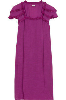 By Malene Birger Pleat detailed dress