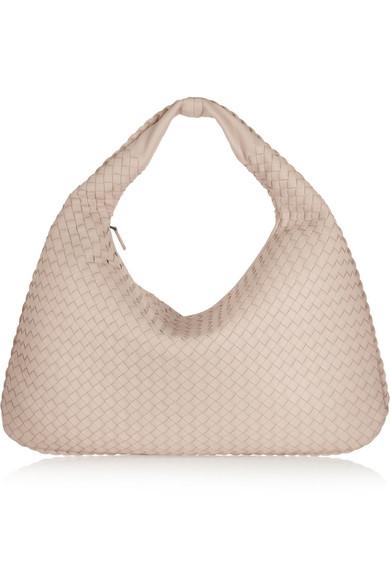 cf811b15b34 Bottega Veneta   Large Veneta intrecciato leather shoulder bag   NET ...