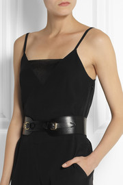 McQ Alexander McQueen Leather waist belt
