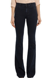 Stella McCartney Amanda high-waisted flared jeans