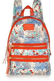 Marc by Marc Jacobs Domo Arigoto floral-print twill backpack