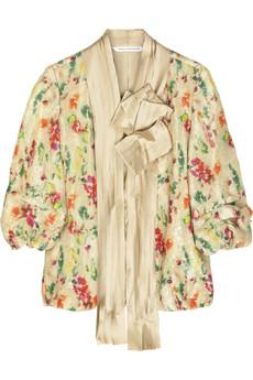 Diane von Furstenberg Zaria sequined jacket