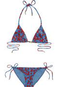 Diane von FurstenbergPowerstone string bikini