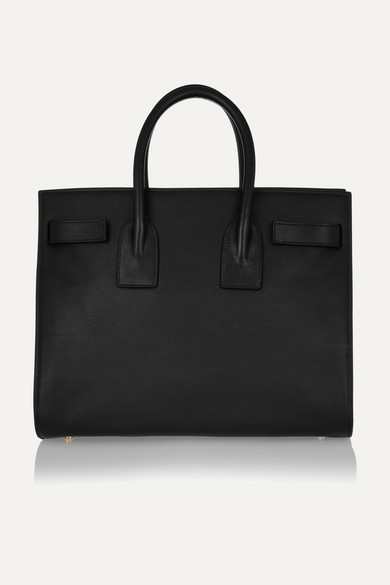 9f6e66c048 Saint Laurent. Sac De Jour small leather tote