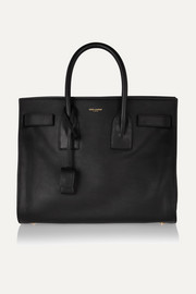 Saint Laurent Sac De Jour small leather tote