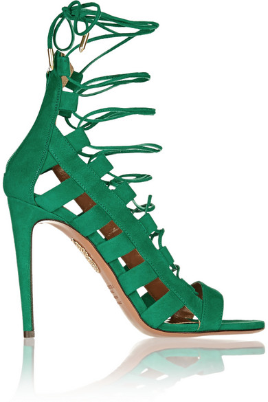 0b3baa5787b0b Amazon cutout suede sandals