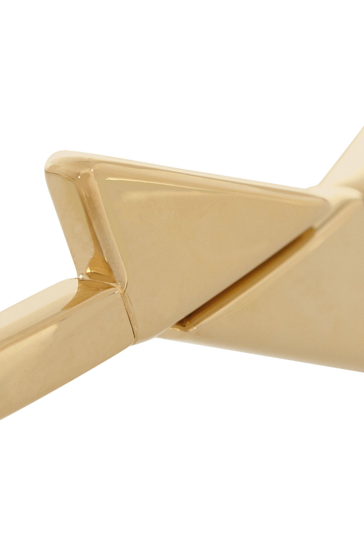 Chloé Arrow gold-tone bracelet