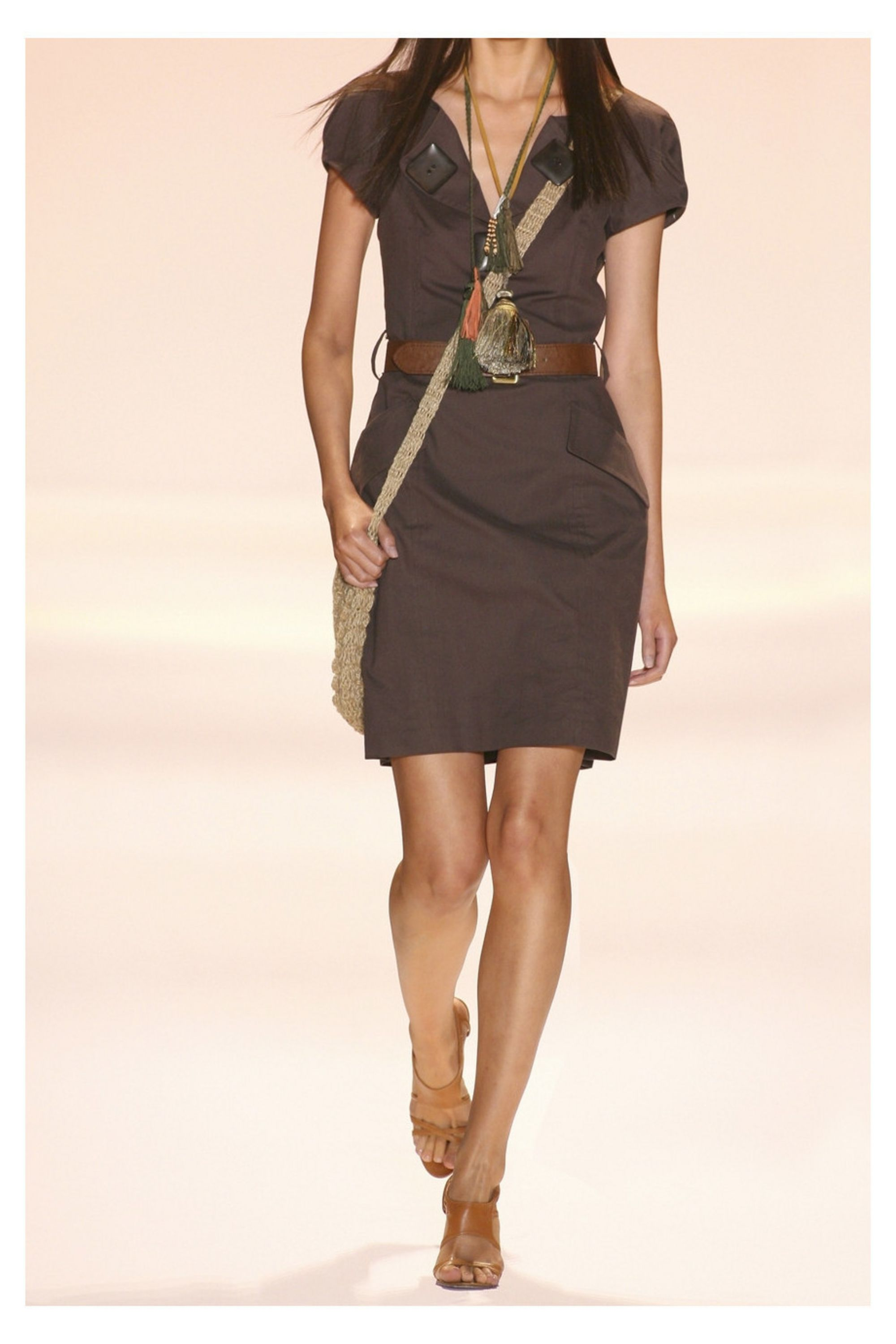 Milly Embellished stretch-cotton dress