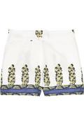 Paul & Joe Sister Printed cotton shorts
