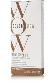 Color Wow Root Cover Up - Light Brown, 3.1g