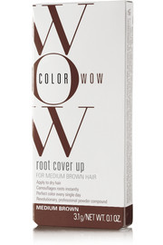 Color Wow Root Cover Up - Medium Brown, 3.1g