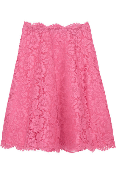 Sale alerts for Lace skirt Valentino - Covvet