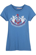 Juicy Couture Anchor print T-shirt
