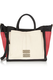 See by Chloé Nellie color-block leather tote