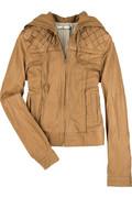 Mike & Chris Chapman leather jacket