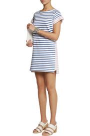 SacaiSacai Luck striped cotton-jersey dress