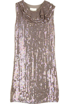 3.1 Phillip Lim Sequin-covered dress