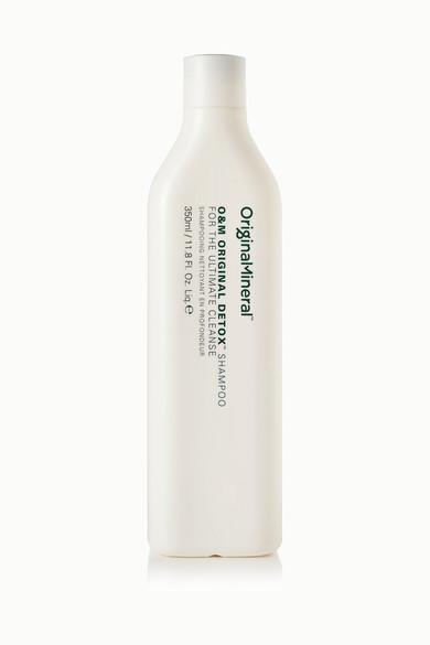 Original & Mineral - Original Detox Shampoo, 350ml