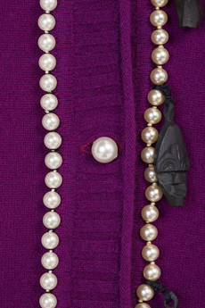 Clements Ribeiro Pearl cashmere cardigan