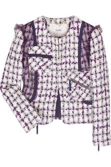 LuellaFlorence bouclé jacket