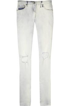 Sass & Bide Neon Nights ripped jeans