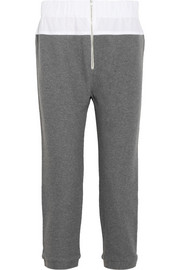 Marni Cotton-terry track pants